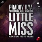 PRADOV ILYA/STUDIO DEEP/LIZA NOVIKOVA - Little Miss (Front Cover)