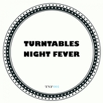 TURNTABLES NIGHT FEVER - The Golden Era EP (Front Cover)