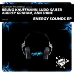 BRUNO KAUFFMANN LUDO KAISER AUDREY GRAHAM ANN SHINE - Energy Sounds EP (Front Cover)