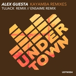 ALEX GUESTA - Kayamba Remixes (Front Cover)