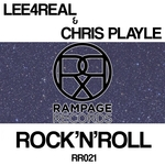 LEE4REAL/CHRIS PLAYLE - Rock'N'Roll (Front Cover)
