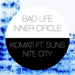 KOMATI - Nite City (feat Suns) (Front Cover)
