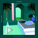 TREASURE FINGERS - MYNE Remixes (Front Cover)