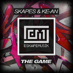 KE SKAPES-AN - The Game (Front Cover)