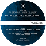 REALSIDE/LAW & WHEELER/THE INVISIBLE MAN/TIM REAPER - The Past & Present (Front Cover)