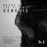 MAXON - Genesis (Front Cover)