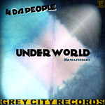 4 DA PEOPLE - Underworld (Front Cover)