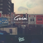 GUIM - Rough Jams EP (Front Cover)
