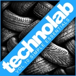 VARIOUS - Techno Lab Vol 10: Simple Essentials (Front Cover)