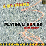 4 DA PEOPLE - Platinum Series (Remastered) (Front Cover)