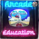 OURRA - Arcade Education (Front Cover)