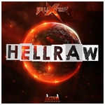 BLUXTER - Hellraw (Front Cover)