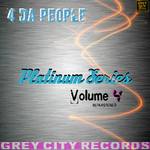4 DA PEOPLE - Platinum Series Vol 4 (Remastered) (Front Cover)