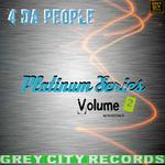 4 DA PEOPLE - Platinum Series Vol 2 (Remastered) (Front Cover)
