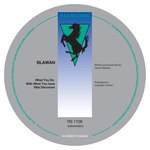 BLAWAN - What You Do With What You Have (Front Cover)