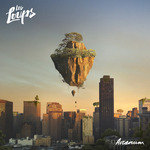 LES LOUPS - Arcanum (Front Cover)