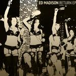 ED MADISON - Return EP (Front Cover)