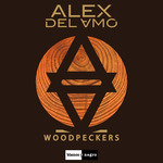 ALEX DEL AMO - Woodpeckers (Front Cover)