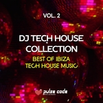 VARIOUS - DJ Tech House Collection Vol 2: Best Of Ibiza Tech House Music (Front Cover)