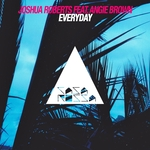 JOSHUA ROBERTS feat ANGIE BROWN - Everyday (Front Cover)