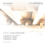 ALEX BLUMEN - Amor Infinito EP (Front Cover)