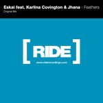 ESKAI feat KARLINA COVINGTON/JHANA - Feathers (Front Cover)