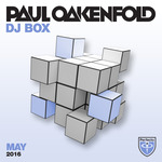 VARIOUS/PAUL OAKENFOLD - DJ Box May 2016 (Front Cover)