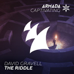 DAVID GRAVELL - The Riddle (Front Cover)