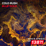 COLD RUSH - Blue Gold (Front Cover)