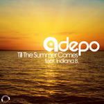 ADEPO feat INDIANA B - Till The Summer Comes (Front Cover)