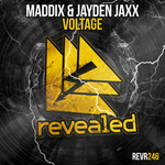 MADDIX/JAYDEN JAXX - Voltage (Front Cover)
