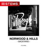 NORWOOD & HILLS - Backyard (Front Cover)