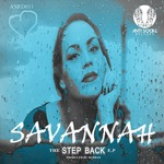 SAVANNAH - Step Back (Front Cover)
