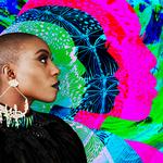 LAURA MVULA - Phenomenal Woman (Front Cover)