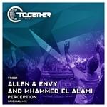 STEVE ALLEN & ENVY/MHAMMED EL ALAMI - Perception (Front Cover)