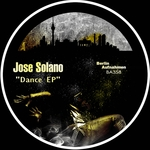 JOSE SOLANO - Dance EP (Front Cover)