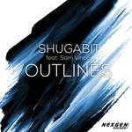 SHUGABIT feat SAM VINCE - Outlines (Front Cover)