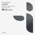 DAN NORVAN - Shades (Front Cover)