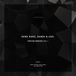 GENE KARZ/DANDI/UGO - Proton Remixes Vol 1 (Front Cover)