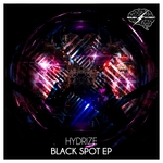 HYDRIZE - Black Spot EP (Front Cover)