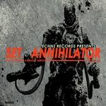 VARIOUS - Set Annihilator Vol 2 (Front Cover)