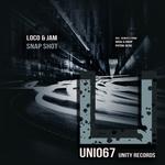 LOCO/JAM - Snap Shot Remixes Pt 2 (Front Cover)