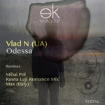 VLAD N - Odessa (Front Cover)