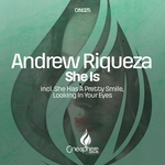 ANDREW RIQUEZA - She Is (Front Cover)
