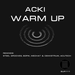 ACKI - Warm Up (Front Cover)