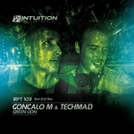 GONCALO M/TECHMAD - Green Lion (Front Cover)