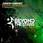 JOSEPH DARWED - Escape From Reality (Front Cover)