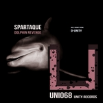 SPARTAQUE - Dolphin Revenge (Front Cover)