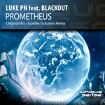 LUKE PN feat BLACKOUT - Prometheus (Front Cover)