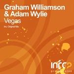 GRAHAM WILLIAMSON/ADAM WYLIE - Vegas (Front Cover)